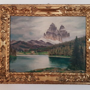 Alps-ancient-painting
