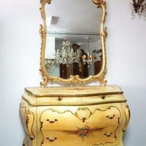 bijela-venecijan-komoda-ogledalom-slika-95453779