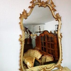 bijela-venecijan-komoda-ogledalom-slika-95453788
