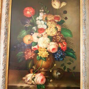 jako-stara-slika-cvijeća-2