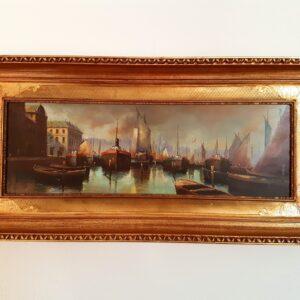 oil-on-wood-Venice