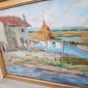 ulje-na-platno-selo1