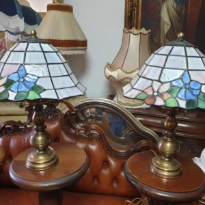 tiffany male lampe